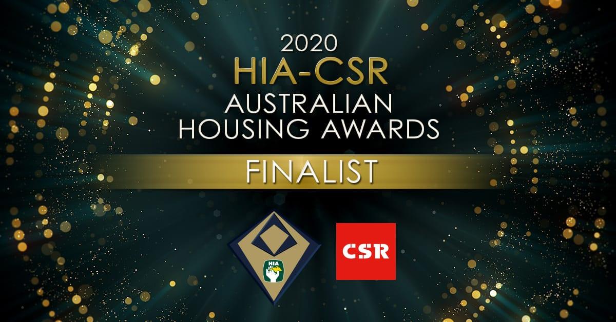 HIA award finalists