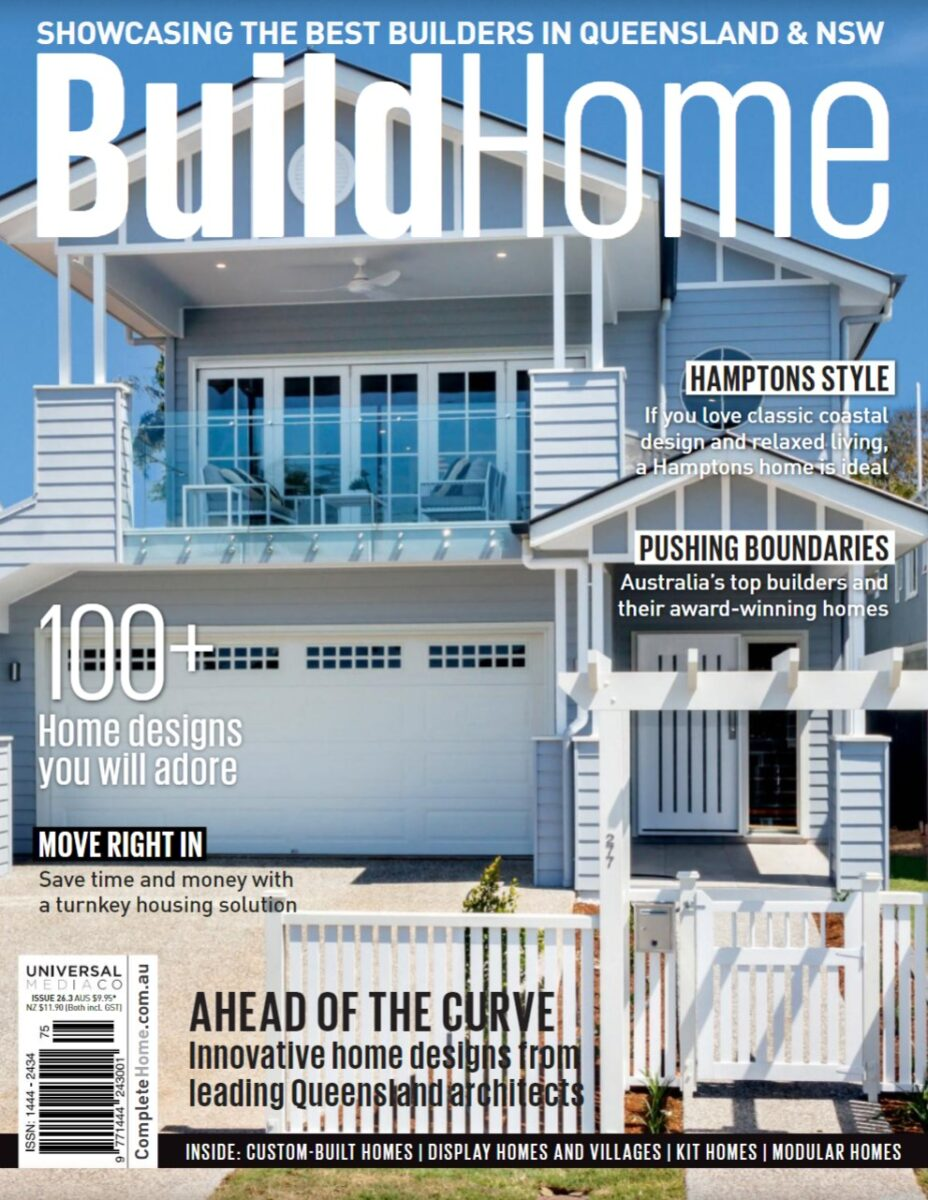 Build Home Magazine Issue 26.3
