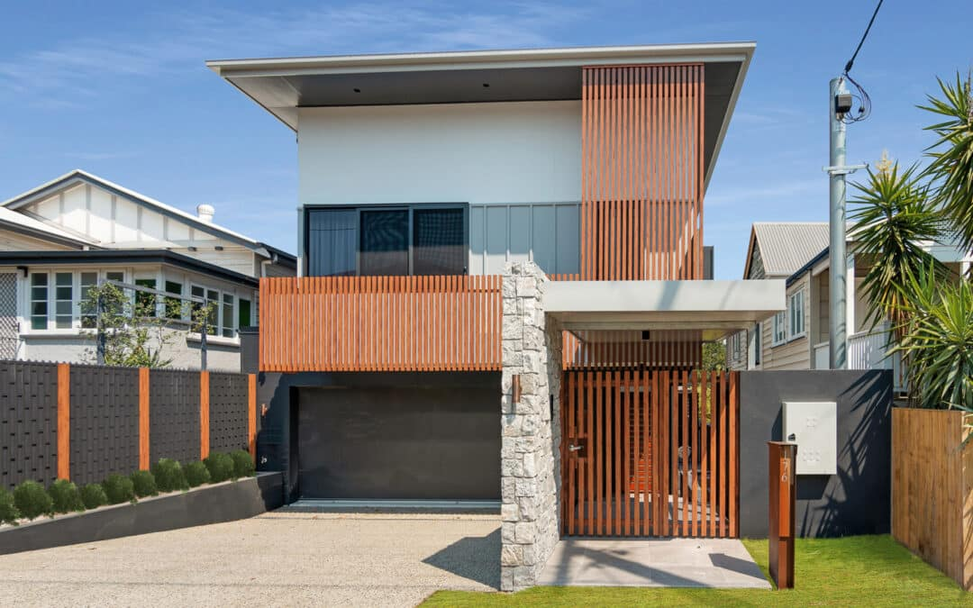 Brisbane New Farm Modern Home