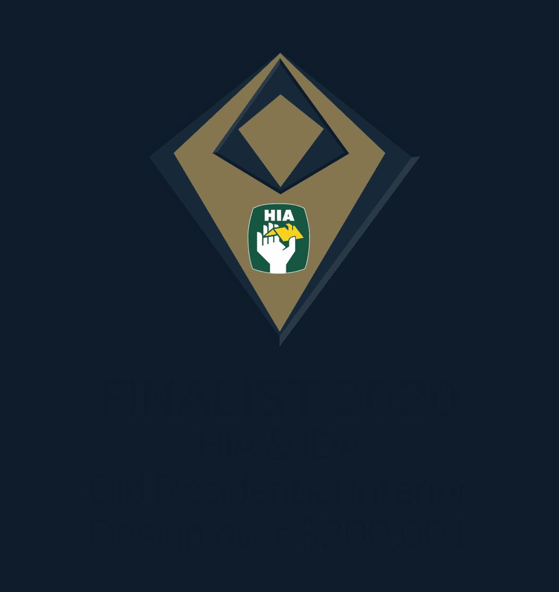 Finalist 2020 QLD Residential Interior Design