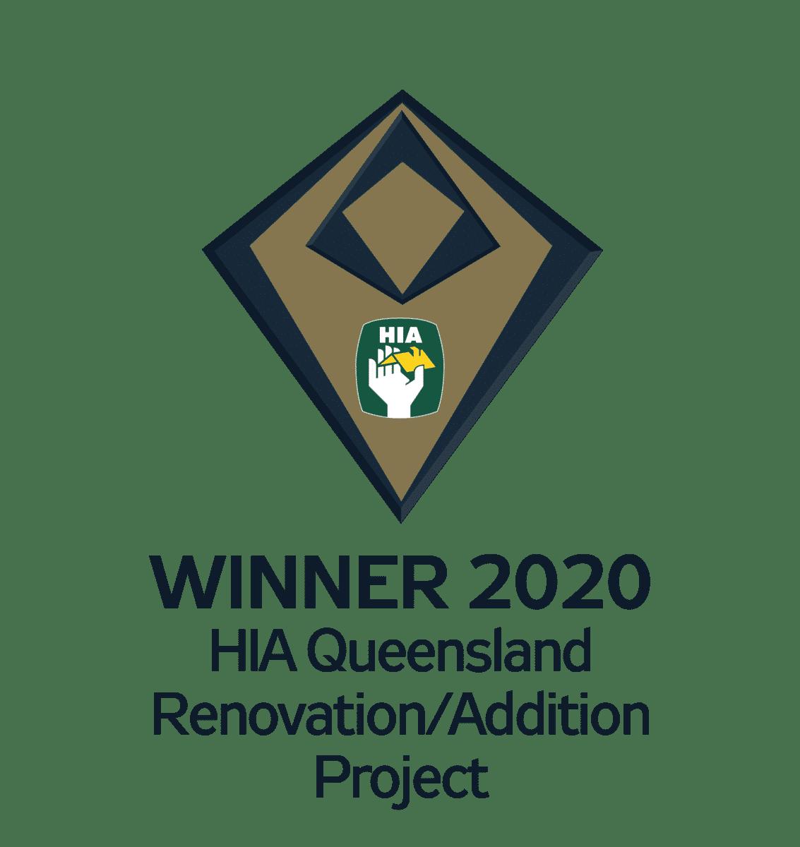 Winner 2020 Renovation/Addition Project